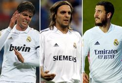 Real Madrid và những cuộc chuyển nhượng thất bại thảm hại nhất