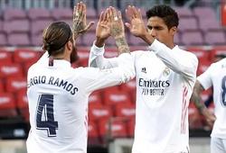 Real Madrid mất cả cặp trung vệ số một ở đại chiến Liverpool