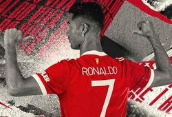 Thỏa thuận giúp Ronaldo nhận lại áo số 7 tại MU