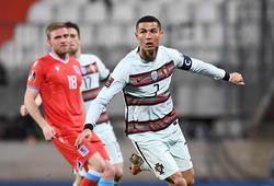 Ronaldo còn kém kỷ lục của Ali Daei bao nhiêu bàn?