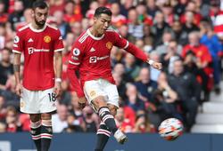 Ronaldo và Fernandes bị chấm điểm thấp nhất khi MU thua Aston Villa