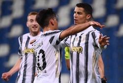 Ronaldo và Dybala cùng đạt cột mốc 100 bàn cho Juventus