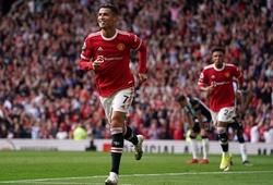 13 thống kê đáng nhớ của Ronaldo trong trận MU vs Newcastle