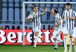Ronaldo ghi bàn nhưng Juventus càng có nguy cơ... trắng tay