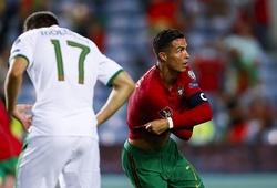 Kỷ lục của Ronaldo được thiết lập nhờ bàn thắng muộn nhất từng thấy