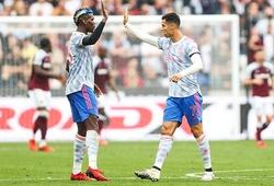 Ronaldo sắp đuổi kịp HLV Solskjaer về số bàn thắng cho MU