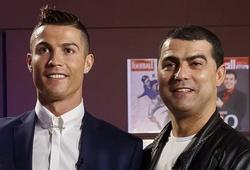 Ronaldo cứu anh trai Hugo khỏi nghiện rượu và ma túy