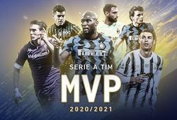 Cristiano Ronaldo nhận giải thưởng xuất sắc nhất Serie A