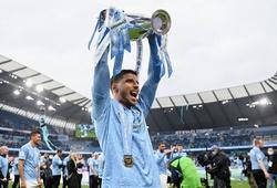 Man City bội thu giải thưởng xuất sắc nhất Ngoại hạng Anh