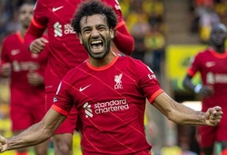 Salah đạt 100 bàn thắng nhanh thứ 5 lịch sử Ngoại hạng Anh