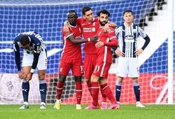 Salah vô đối về ghi bàn sân khách cho Liverpool mùa này