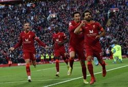 Salah hướng tới cột mốc ghi bàn chưa từng có cho Liverpool