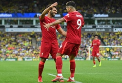 Salah lập kỷ lục ghi bàn ở vòng mở màn với Liverpool