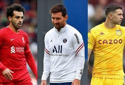 Vì sao Messi, Salah không chơi một số trận vòng loại World Cup 2022?