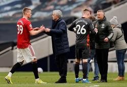 """Solskjaer và học trò """"trêu ngươi"""" Mourinho sau trận MU vs Tottenham"""