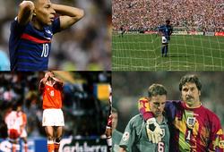 Những quả phạt đền hỏng ăn nổi tiếng trong lịch sử EURO và World Cup