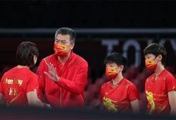 Kết quả bóng bàn Olympic mới nhất: Trung Quốc tiếp tục thống trị?