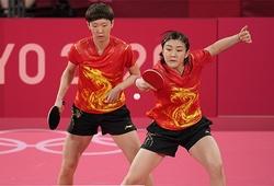 Kết quả bóng bàn Olympic mới nhất: Nữ Trung Quốc hạ Nhật lấy HCV