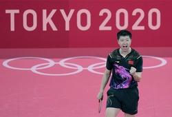 Kết quả bóng bàn Olympic mới nhất: Trung Quốc cảm thấy nguy hiểm?