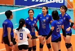 Thái Lan có trận thắng đầu tiên tại giải Vô địch bóng chuyền U20 thế giới