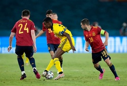 Llorente cứu thua thần kỳ cho Tây Ban Nha trước Thụy Điển