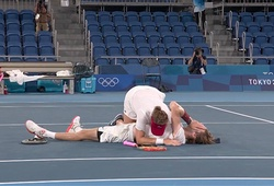 Kết quả tennis Olympic mới nhất: Đoàn Nga chiếm số 1