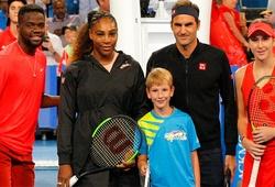 Hiệu ứng tennis Olympic giúp hồi sinh Hopman Cup