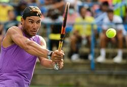 Kết quả tennis mới nhất: Nadal thoát hiểm tại Washington