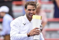 Lịch thi đấu tennis Canada Open: Nadal nhắm lần 6 vô địch