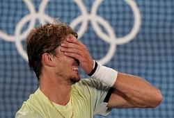 Tennis Olympic: Zverev xin lỗi Djokovic sau chiến thắng?