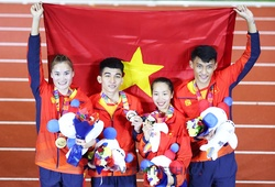 Những thay đổi chuẩn thành tích khắc nghiệt khiến điền kinh Việt Nam hết cửa chính dự Olympics