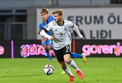 Werner bỏ lỡ pha ghi bàn gây sốc cho Đức ở vòng loại World Cup