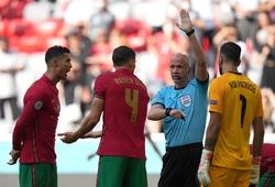 Trọng tài bắt trận Italia vs Áo: Azzurri nhận bàn thua cuối cùng