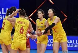 Trung Quốc, Hàn Quốc: Hai thái cực trong ngày thi đấu 12/6 tại VNL 2021