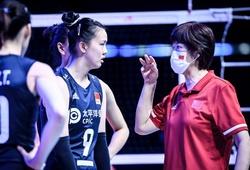 Bóng chuyền nữ Trung Quốc: Kẻ đến, người đi tại VNL 2021