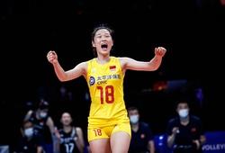 """Cuộc đua Top 4 VNL 2021 """"nóng bỏng"""" sau sự trở lại của bóng chuyền nữ Trung Quốc"""