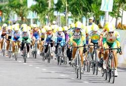 Khởi tranh giải đua xe đạp nữ Bình Dương Cúp Biwase 2021
