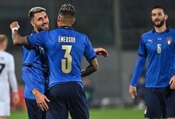 Tuyển Italia công bố đội hình dự Euro 2021 gồm tiền đạo 21 tuổi