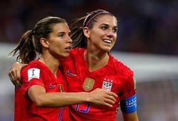 Đội tuyển Mỹ: Nữ hoàng môn bóng đá nữ tại Olympic