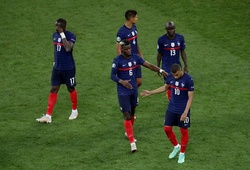 Pogba và 2 ngôi sao tuyển Pháp tranh cãi trong trận thua Thụy Sĩ