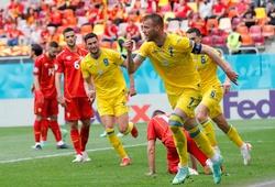 Yarmolenko áp sát số bàn thắng cho Ukraine của HLV Shevchenko