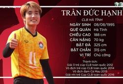 [Chân dung VĐV] Trần Đức Hạnh: Chủ công hot boy làng bóng chuyền Việt Nam