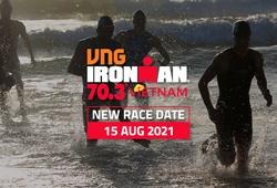 VNG IRONMAN 70.3 Viet Nam 2021 ấn định ngày đua mới