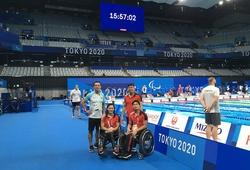 """""""Kình ngư"""" Việt dự Paralympic Tokyo chờ ngày về nhà sau cách ly"""