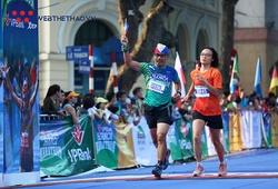 Giải chạy lấy chuẩn marathon đồng hành SEA Games 31 hoãn vì COVID-19