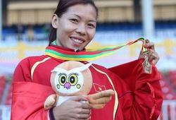 Bảng vàng thành tích khó vượt của Nữ hoàng tốc độ Vũ Thị Hương sau giải nghệ