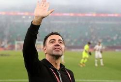 Xavi có thành tích huấn luyện ấn tượng ở Qatar trước khi tới Barca