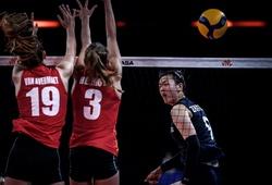 Bảng xếp hạng nữ Volleyball Nations League 2021 sau tuần thi đấu thứ 3