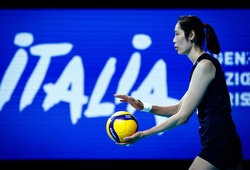 Sao bóng chuyền Zhu Ting tạo sự khác biệt cho Trung Quốc tại VNL 2021