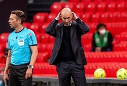 HLV Zidane lần thứ hai rời Real Madrid và 3 ứng viên thay thế